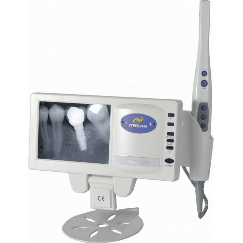 Dental Corded X-ray Film Reader M-169 with 5-inch LCD+Intraoral Camera