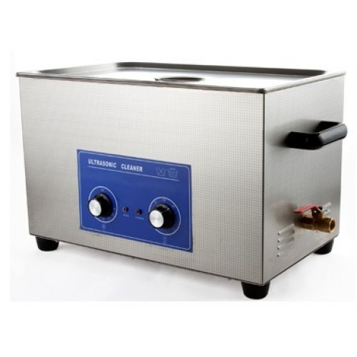 JeKen® PS-80A Ultrasonic Cleaner Machine with Timer & Heater 22L