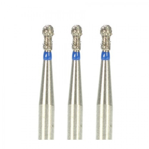 Dental Diamond Bur Bits Drill FG BC-S43 100 Pcs 1.6mm