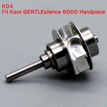 YUSENDENT Dental Cartridge Turbine Spare Rotor Kavo GENTLEsilence 8000 Handpiece