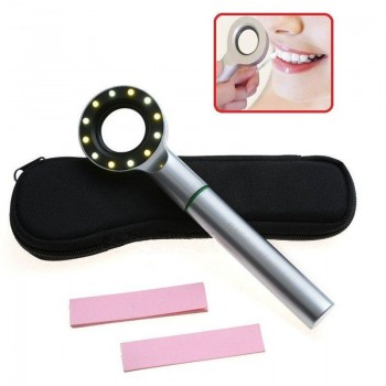 Dental Base Light Tri-Spectra Shade Match Tooth Color Colorimetric Light