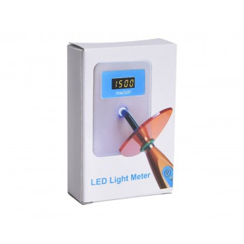 Dental LED Curing Light Meter Power Tester