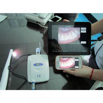 Dental Intraoral Camera M-888 Corded 1/4 SONY CCD USB/Video/VGA Output