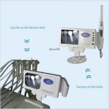 Dental X-ray Film Reader M-169 with 5-inch LCD+Corded Intraoral Camera