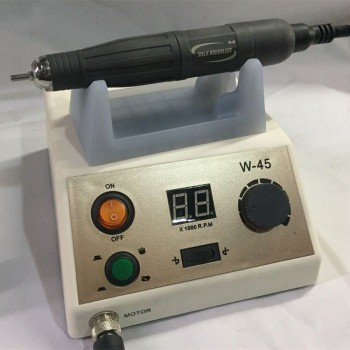 Dental Brushless Micromotor Polisher Polishing Machine+ 45K RPM Handpiece CE