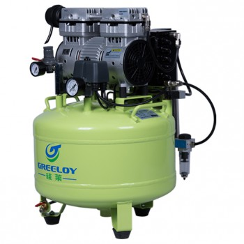 Greeloy® GA-81Y Dental Oilless Air Compressor With Drier