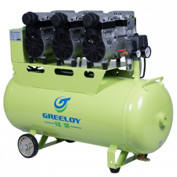 Greeloy® GA-83 Dental Oilless Air Compressor 465L/min