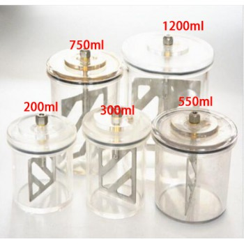 Dental Lab Vacuum Mixer Cup For Dental Vacuum Mixer