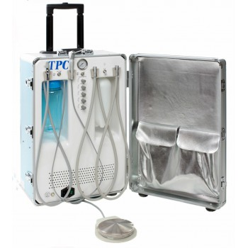TPC Self Contained Mobile Portable Dental Unit Delivery System PC 2630
