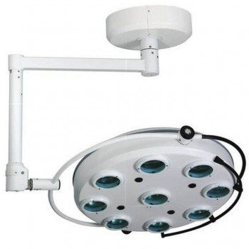 Dental Cold Light Operatory Lamp Ceiling-Mounted Surgical Dental Light YD02-9