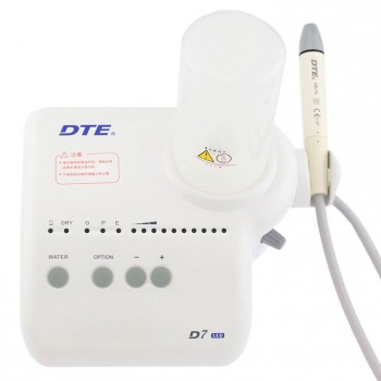 Woodpecker® DTE D7 Fiber Optic Ultrasonic Scaler With LED & Water Supply SATELEC...
