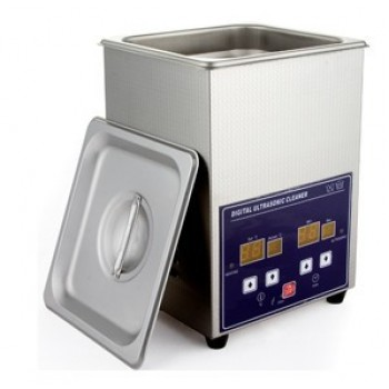JeKen® PS-10A 2L Ultrasonic Cleaner Machine with Timer & Heater