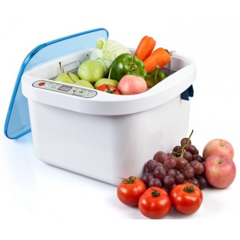 KD-6001 Ultrasonic and Ozone Vegetable/ Fruit Sterilizer