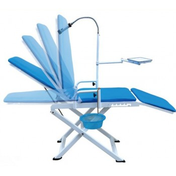 Greeloy GU-109A-P Portable Dental Folding Chair