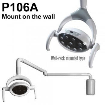 Saab® P106A Wall-mounted Dental Oral Light Patient LED Lamp
