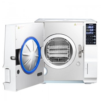 WOSON® TANCO 8L/12L Dental Steam Autoclave Sterilizer Class B with Printer