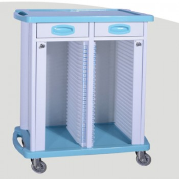 ZL® ZL-J-B80 Dental Records Cabinets Filing Carts