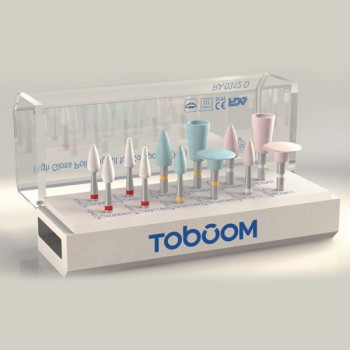 12Pcs Toboom® RA0312D Composite Polishing Kit