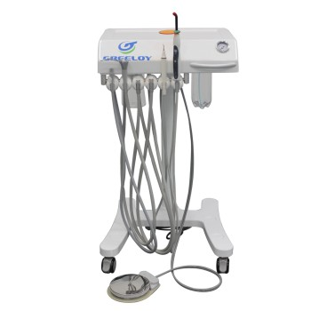 Greeloy®GU-P302 Mobile Self-contained Dental Delivery Units Built-in LED Curing ...