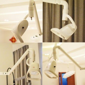 KWS KD-202B-8 21W LED hanging surgical tower lamp medical examination light