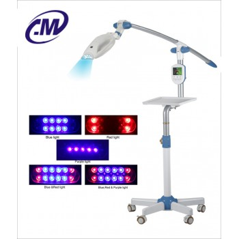MLG M-88 3 Color Teeth Whitening Machine Dental LED Teeth Whitening Lamp