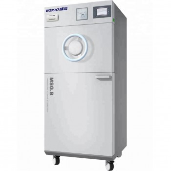 WEGO MSG.B Horizontal Medical Pressure Steam Autoclave Sterilizer