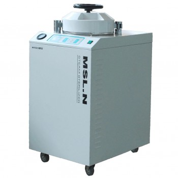 WEGO MSL.N Vertical Lab Pressure Steam Autoclave Sterilizer Class N