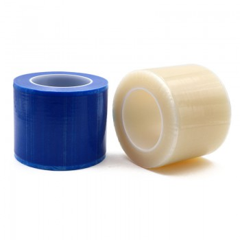 6 Rolls Dental Barrier Film Sticky Wrap Clear or Blue 4