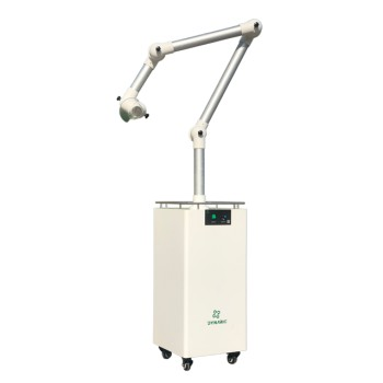 Dynamic DS1000 Mobile External ExtraOral Aerosol Suction Machine Dental Vacuum A...