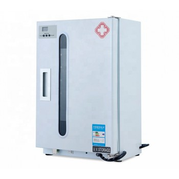 27L Dental Medical UV Sterilizer Tool Steilization Cabinet with Timer LED Digita...