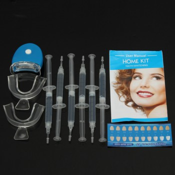 Dental Oral Care Teeth Whitening Bleaching Kit Tooth Whitener Squishies Squishy Gel Tool