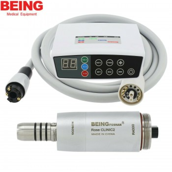 BEING Rose CLINC2 Electric Dental Handpiece Motor System Touch Panel Compatible ...