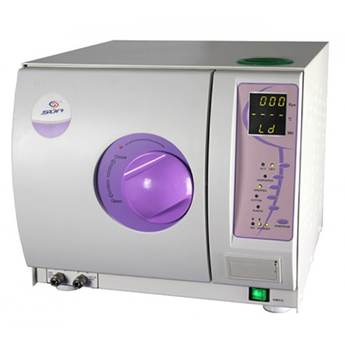 Sun® SUN-I-D Dental Autoclave Sterilizer Vacuum Steam 16-23L Class B