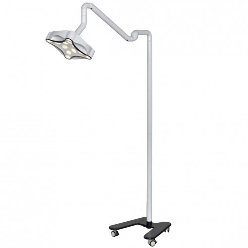 Micare JD1700 Mobile Dental LED Light Stand Examination Lamp Shadowless Exam Operatory Light