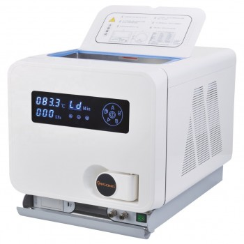 SUN SUN-23L-III-M  Dental Autoclave Sterilizer Vacuum Steam with Printer 18-23L Class B