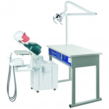 Jingle JG-A1 Phantom Head For Dental Students Dental Patient Simulation Unit