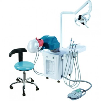 Jingle JG-A2 Dental Training Teaching Surgery Practice Patient Simulation Unit