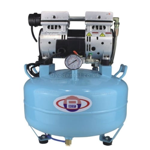 BEST® BD-101A Dental Silent Oilless Air Compressor Noiseless