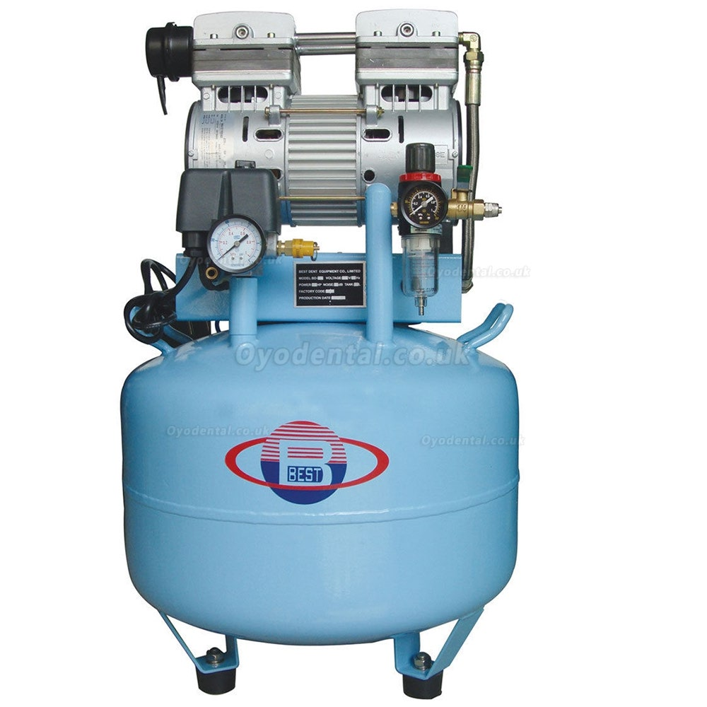 Best® BD-201 40L Dental Air Compressor Oilless Noiseless150L/min