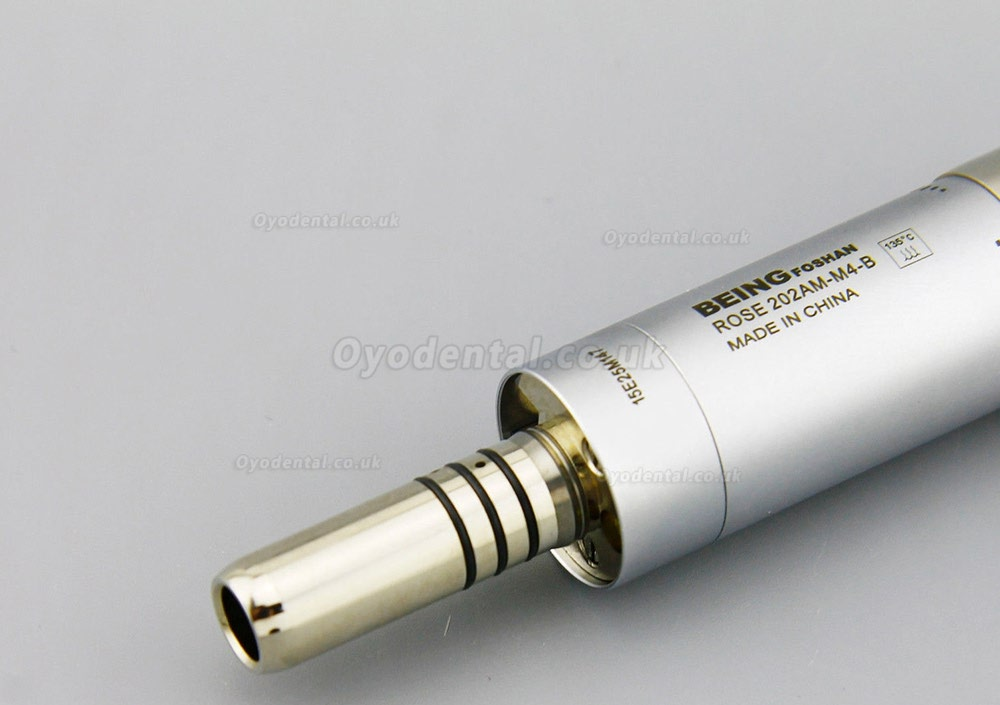 Being® Rose 202AM(B) Dental Air Motor Inner Water Spray KAVO Compatible