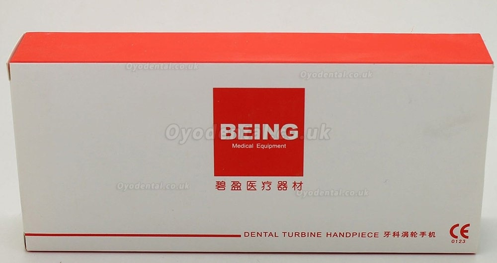 Being® Rose 201 Low Speed E Type Handpiece Unit