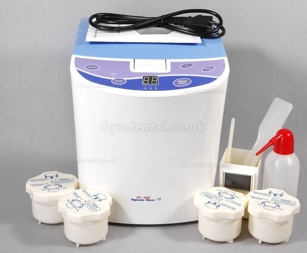 YUSENDENT COXO DB-988 Dental Lab Alginate Mixer Centrifuge