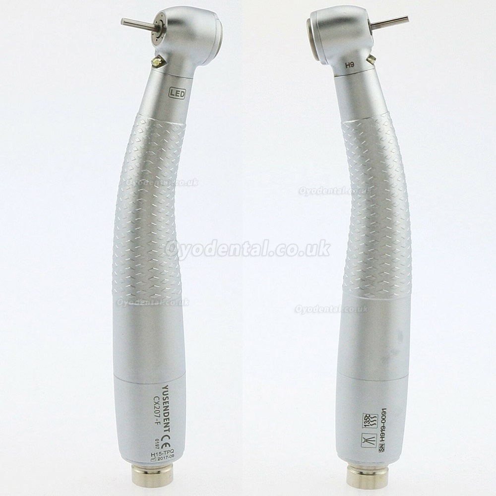 YUSENDENT CX207-F-P E-Generator LED High Speed Handpiece NSK Phatelus Compatible