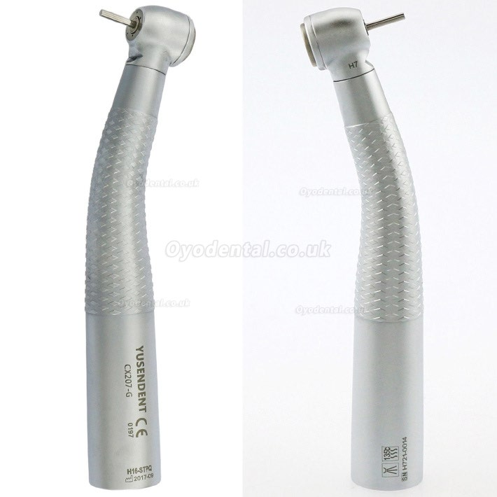 YUSENDENT® CX207-GS-P Dental Handpiece with Led Compatible Sirona (NO Quick Coupler)