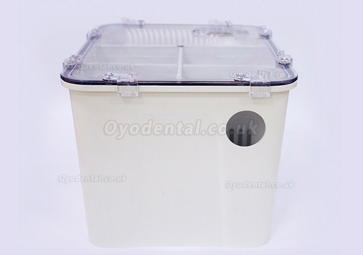 Dental Lab Gypsum Filter Stone Plaster Powder Trap Filter Gypsum Sedimentat Tank