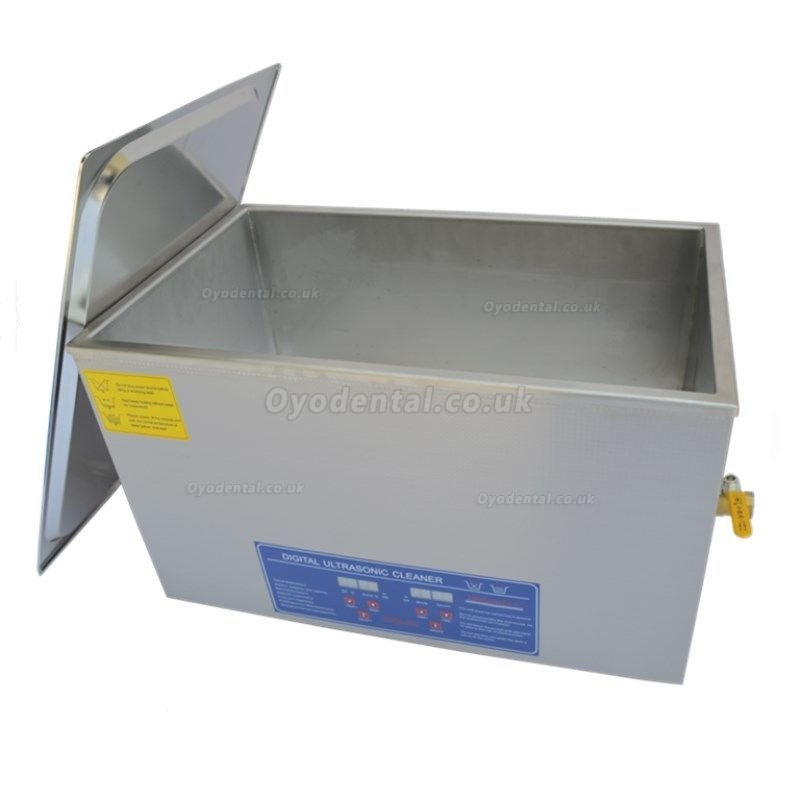 30L Stainless Steel Ultrasonic Cleaner Machine Cleaning Machine JPS-100A