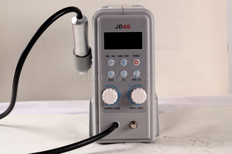 JD4G 30000RPM High Precision Brushless  Micro Water Jet Grinding Machine