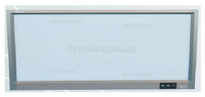 Ultra-thin Dental X Ray Film Viewer Medical Diagnostic LED Illuminator View Box 1100H