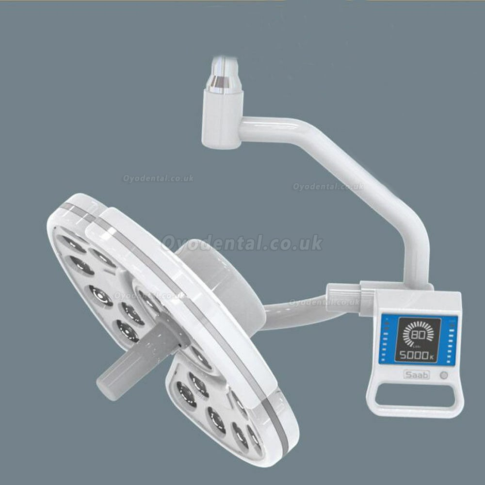 Dental Shadowless 26 Holes LED Planting Lamp Operating Light Ceiling-rack Type