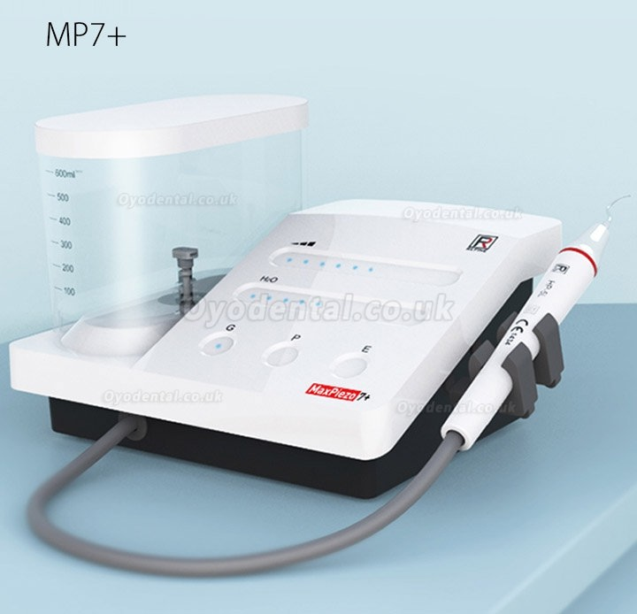 Refine MaxPiezo7/DS7 Ultrasonic Scaler with Water Bottle Root Canal irrigation Scaler Compatible EMS/SATELEC